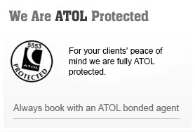 We are ATOL Protected